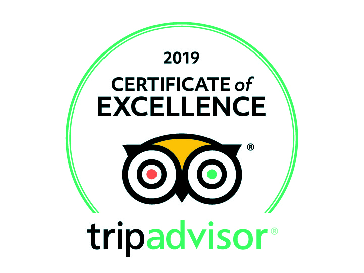 Funky Iceland certificate of excellence