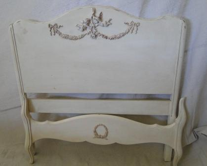 retro kitchen table and chairs set tops shabby-chic headboard with cherubs   funky junk restore