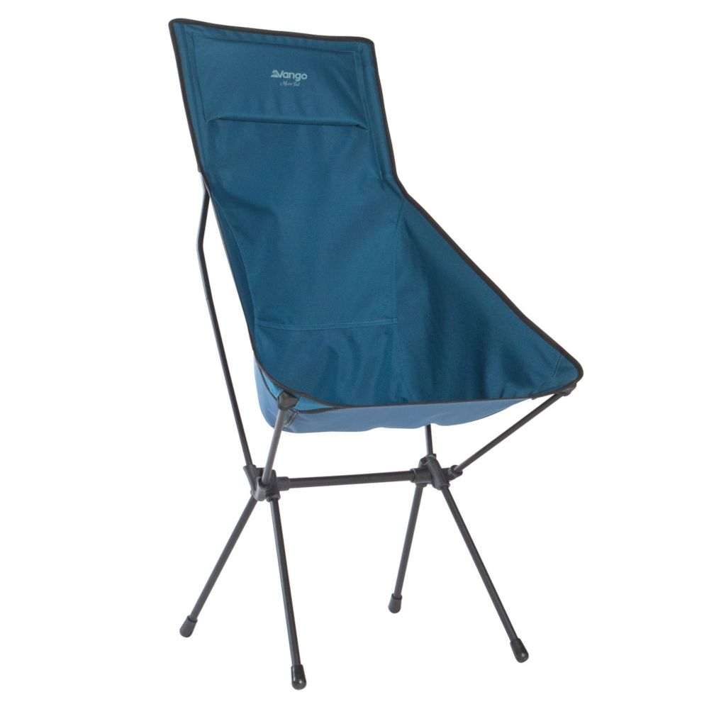 Folding Camp Chair Vango Micro Steel Camping Chair Tall