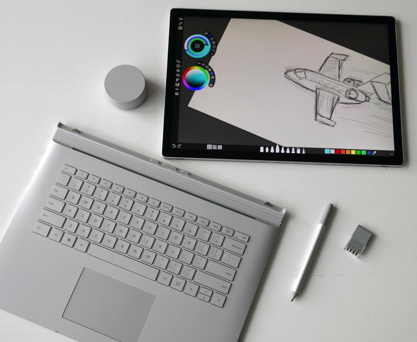 Microsoft Surface Book 2 and Surface Accessory Review (2018