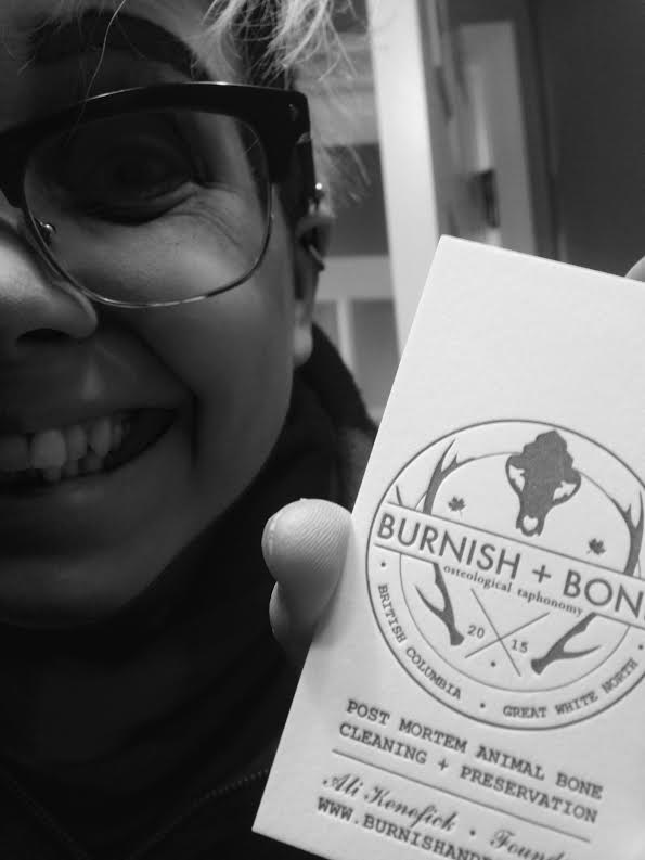 interview BURNISH BONE