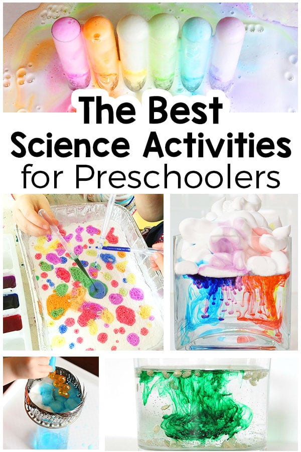 30 science activities for