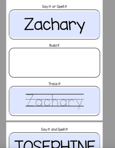 Editable name tracing printable worksheets also free for practice rh funlearningforkids