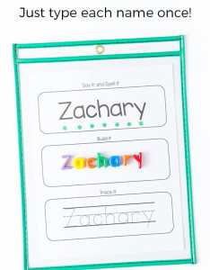 also free editable name tracing printable worksheets for practice rh funlearningforkids