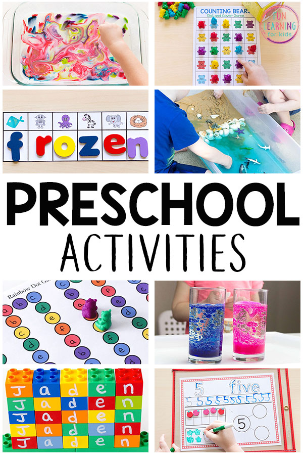 hands on activities for