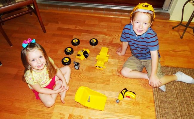 Cat Take A Part Truck Review The Kids Get To Take Apart A
