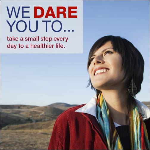 United Healthcare Dares You To Live Healthier For A Chance To WIN PRIZES! #WeDareYou - Fun Learning Life