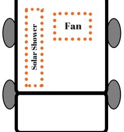 honda element camper car conversion layout plan [ 794 x 1123 Pixel ]