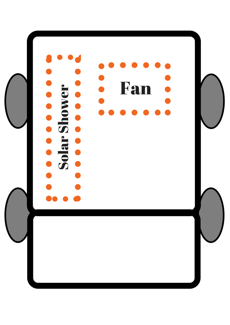 hight resolution of honda element camper car conversion layout plan