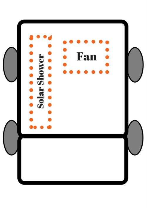 small resolution of honda element camper car conversion layout plan