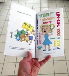 alice dear physical book