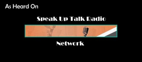 Speak Up Talk Radio Interview