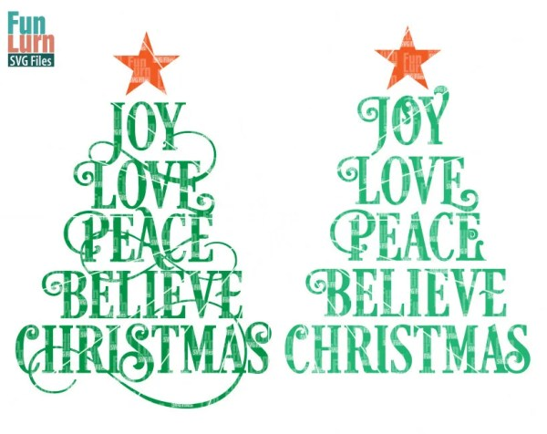 joy love peace christmas