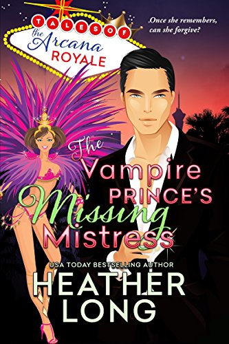 The Vampire Prince's Missing Mistress