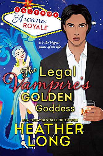 The Legal Vampire's Golden Goddess