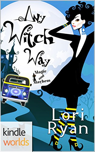 Magic and Mayhem: Any Witch Way