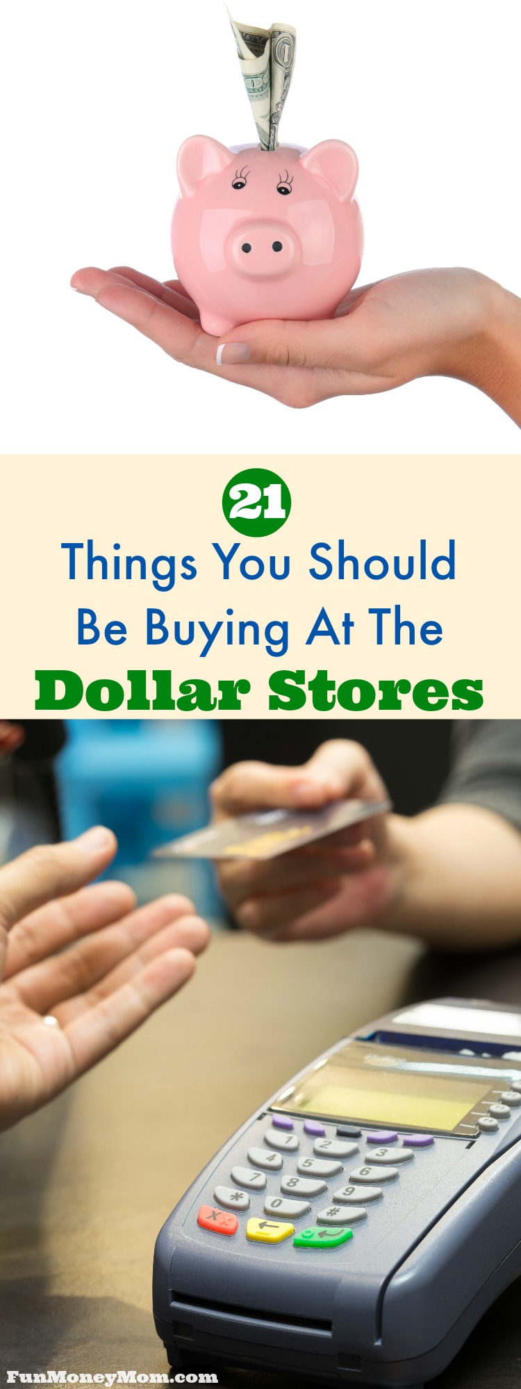 Trying to save money? The dollar stores are some of the best places to shop if you're on a budget and these are the 21 things that you definitely need to be buying!