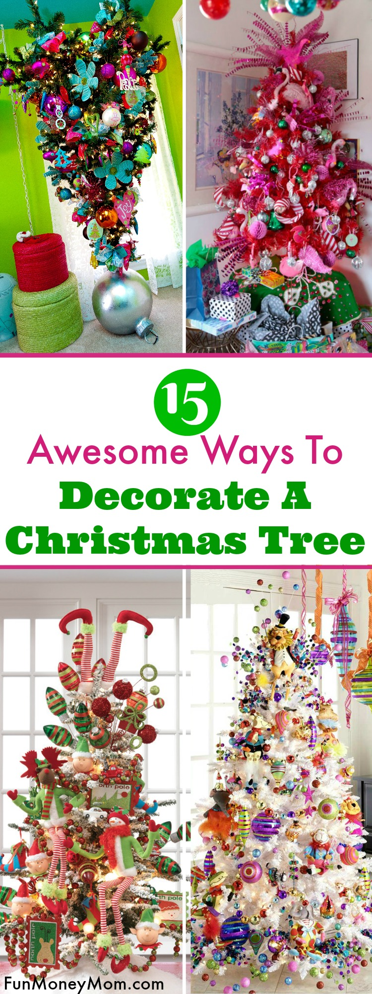 Creative Ways To Decorate For Christmas