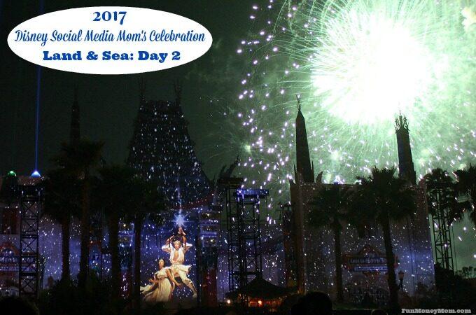 Disney Social Media Mom's Celebration Day 2 Feature