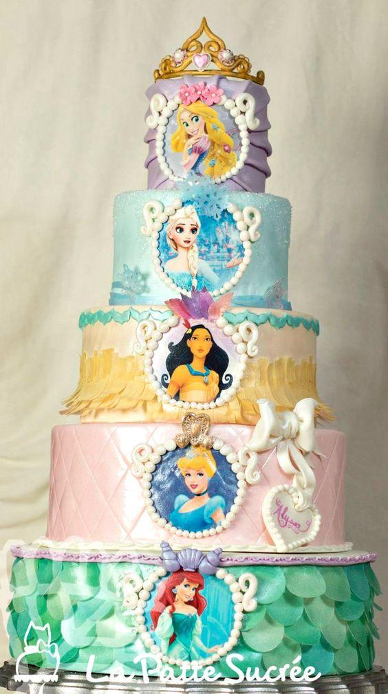 Beautiful Birthday Cakes For Girls