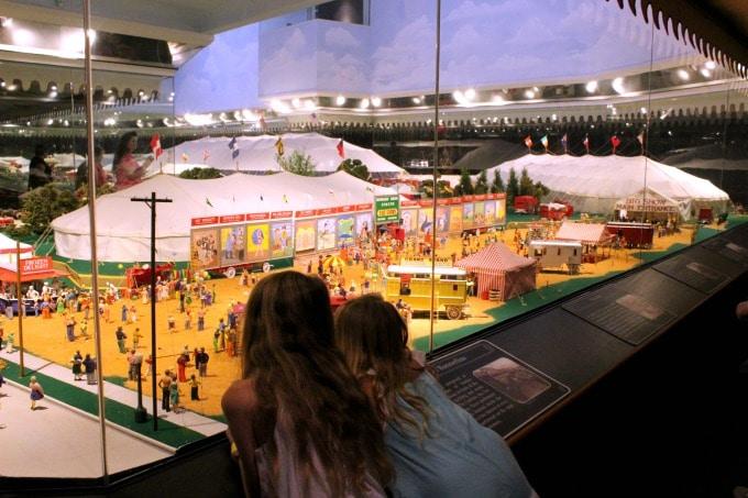 #YouOtaVisit Sarasota, Florida for the amazing circus model at The Ringling