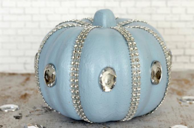 Cinderella no carve pumpkin