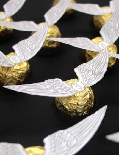 Golden Snitch candy