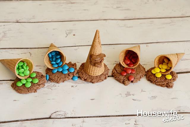 Sorting hat snacks