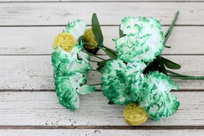 Why not use flowers to trap a leprechaun?