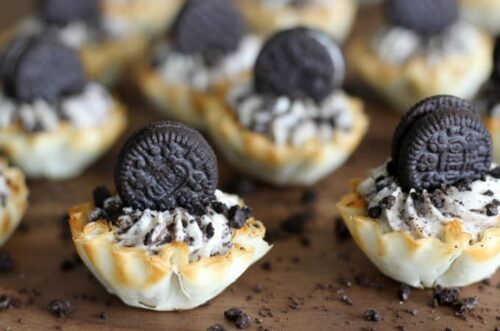 Oreo Cheesecake Bites feature