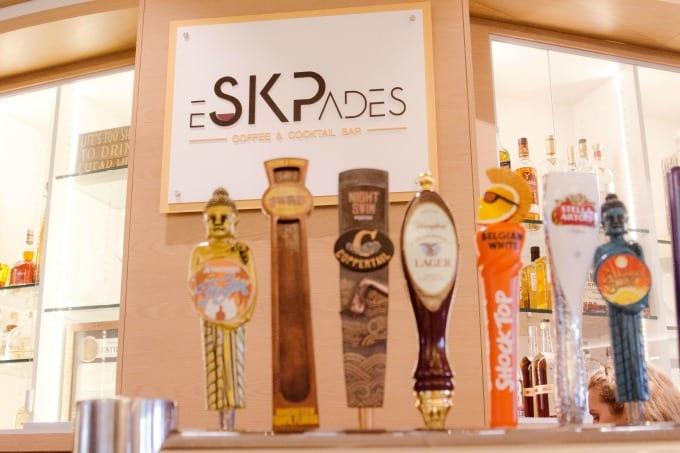 Eskpades Bar at the Wyndham Grand Clearwater Beach