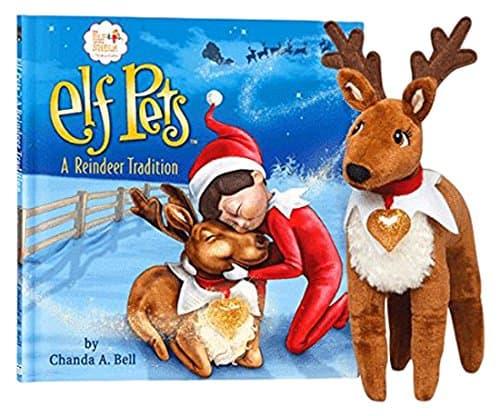 Reindeer pet for elf