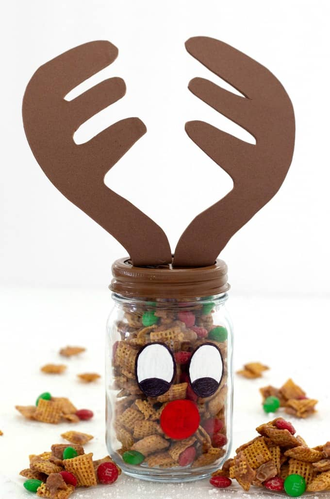 Who wouldn't love getting this homemade gift for Christmas!