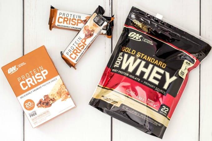 Optimum Nutrition Products