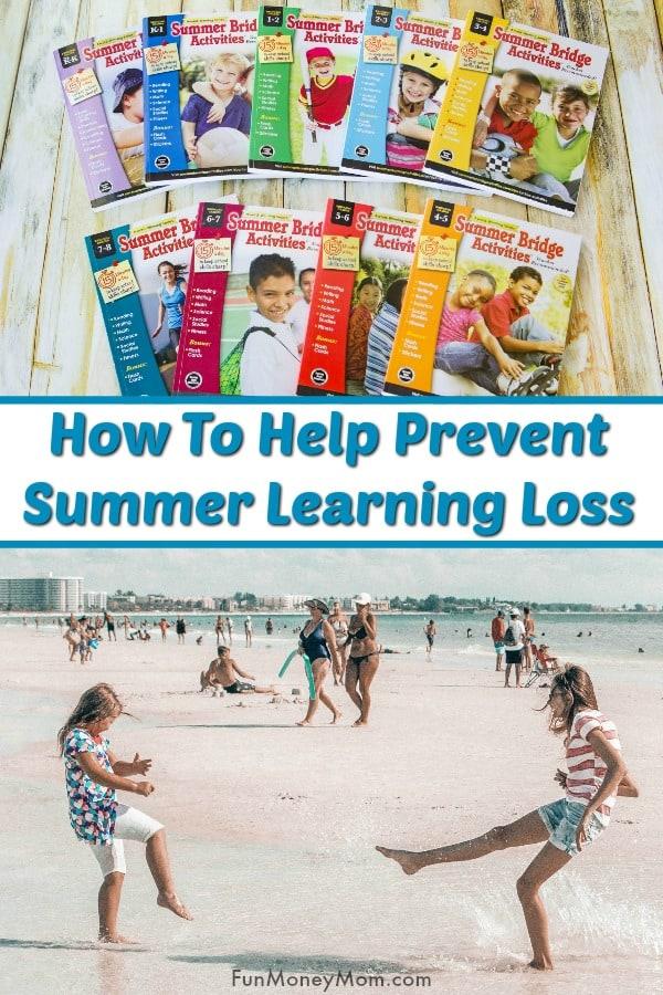 Summer Learning Loss Pin
