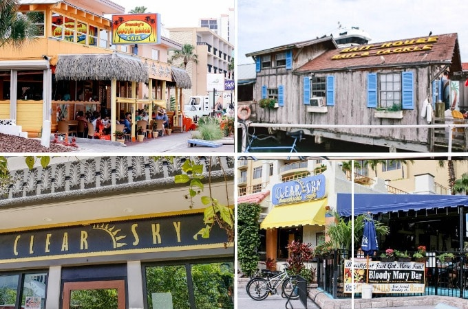 Where To Eat In Clearwater