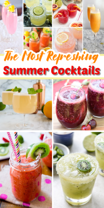 Summer Cocktails pin 2