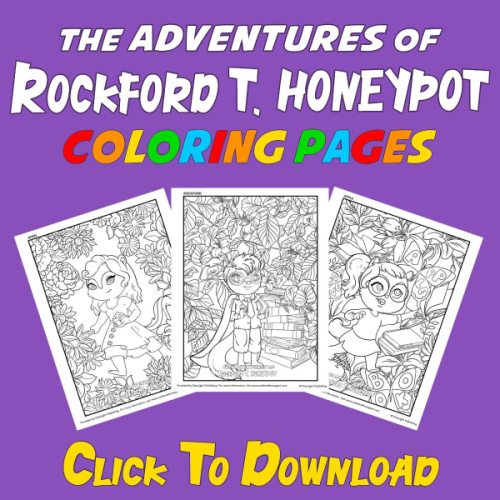 Rockfort T. Honeypot Coloring Pages