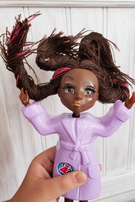 DanceStylz FailFix Doll before picture