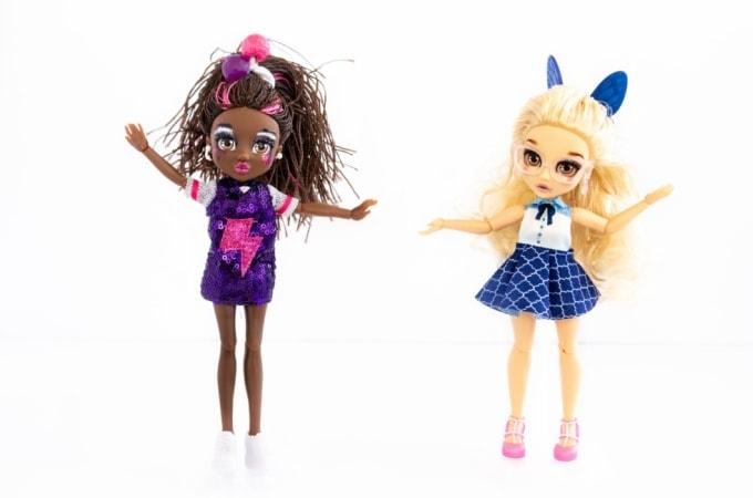#FailFix fashion dolls