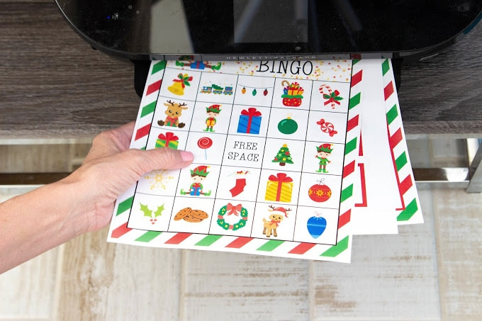 Christmas printables for Etsy shop