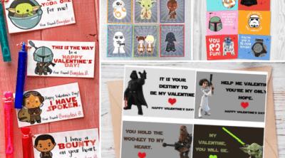 Star Wars Valentines feature