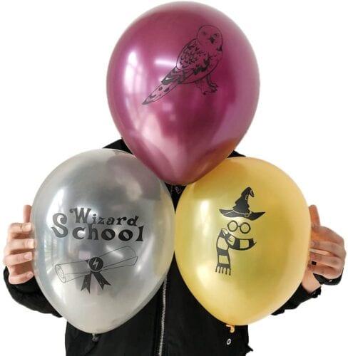 Harry Potter balloons