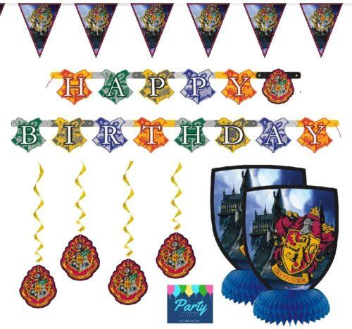 Harry Potter Party Decoration Kit