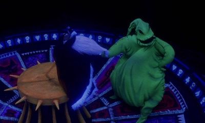 Oogie Boogie from The Nightmare Before Christmas