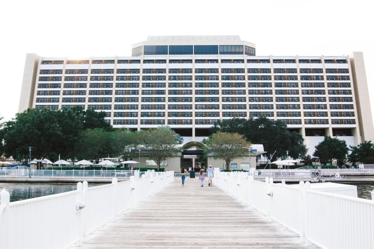Contemporary Resort at Walt Disney World