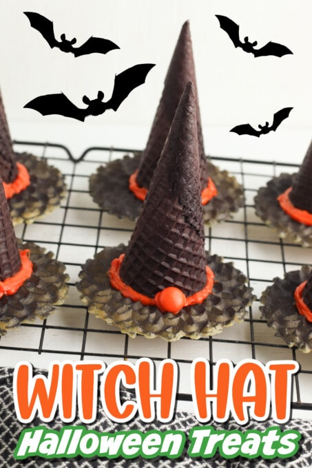 Witch Hat Cookies Pin 5