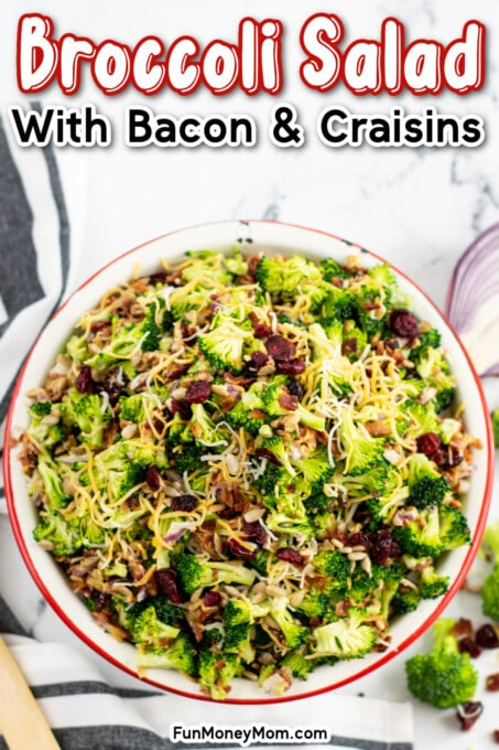 Broccoli Salad Pin 4