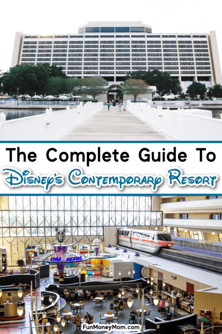 Pictures of Disney's Contemporary Resort