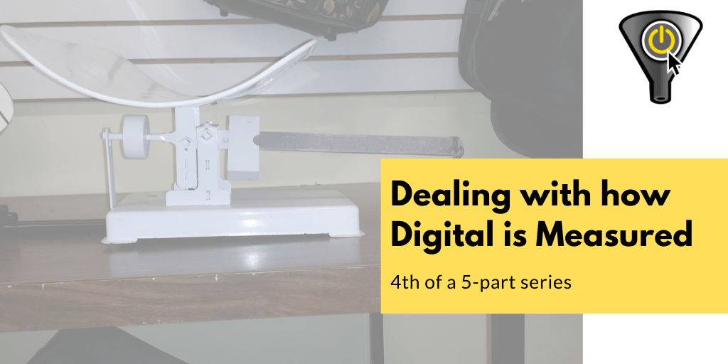 Dealing with how digital is measured